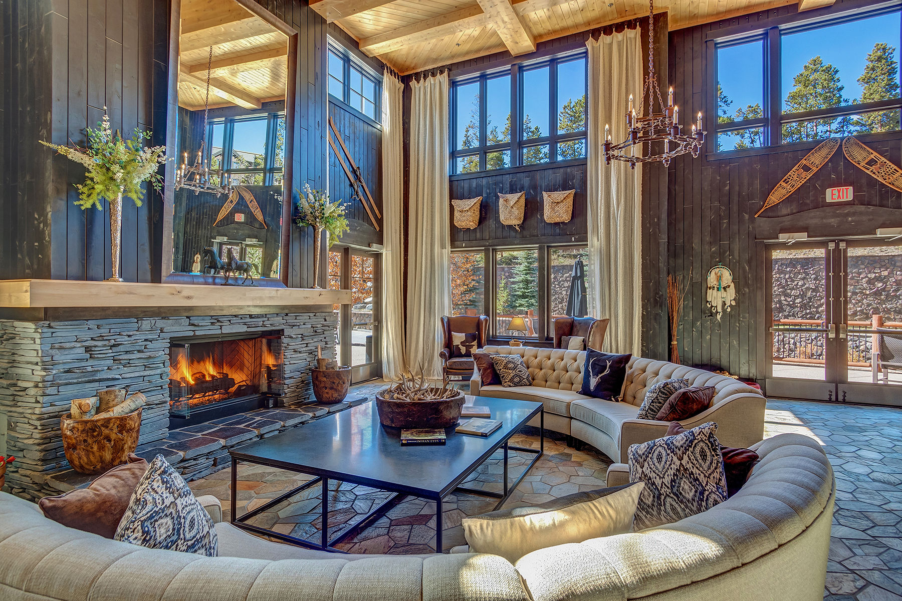 quality photos help sell your home. Blue Sky, Breckenridge, a well presented home that sold profitably